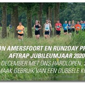 ParkRun met Run2Day Amersfoort