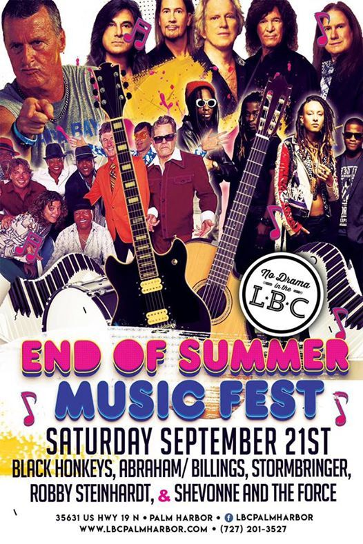 LBC End of Summer Music Fest