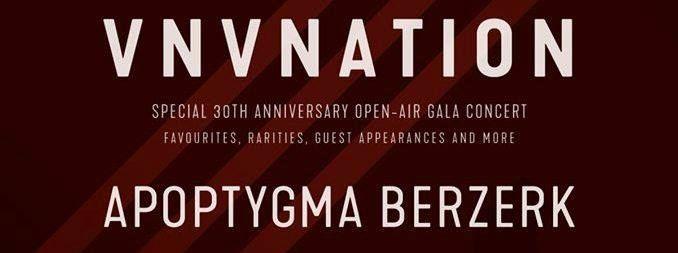 Apoptygma Berzerk at Amphitheater Gelsenkirchen 310721