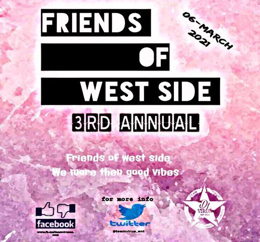 Friends Of West Side 3rd Annual | Event in Daveyton | AllEvents.in