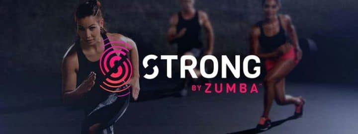Capacitacin internacional STRONG by ZUMBA