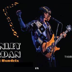 Stanley Jordan plays Jimi Hendrix u Tvornici  Toan datum uskoro