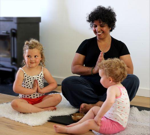 Lesserie: Dreumes/Peuter yoga met ouder, 25 October   Event in Weesp   AllEvents.in