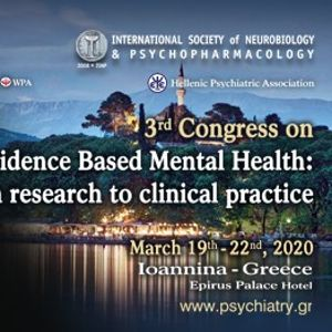 3rd Congress on Evidence Based Mental Health