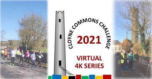 Cloyne Commons Challenge - Virtual 4k Series 2021 | Event in Cork | AllEvents.in