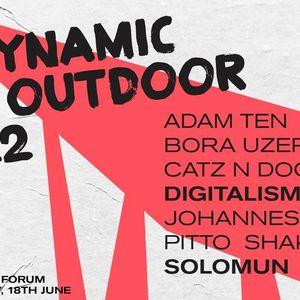 Diynamic Outdoor - OffWeek Festival 2022- Barcelona