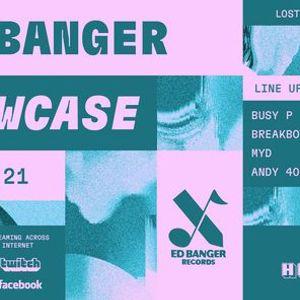 Lost Horizon presents Ed Banger Records Showcase