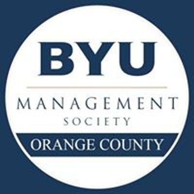 BYU Management Society - Orange County