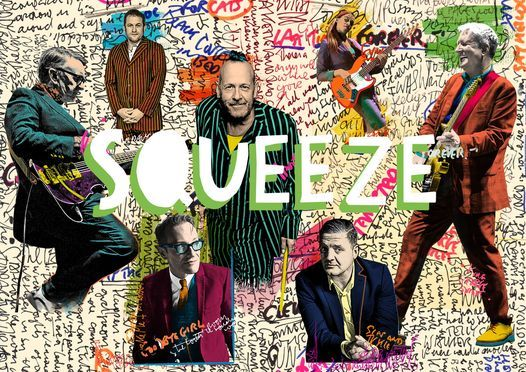 Cancelled | Squeeze at The O2 arena, 22 May | Event in London | AllEvents.in