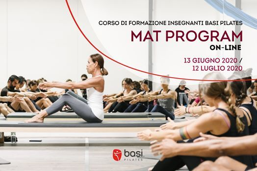 BASI MAT Program OnLine - Giugno 2020