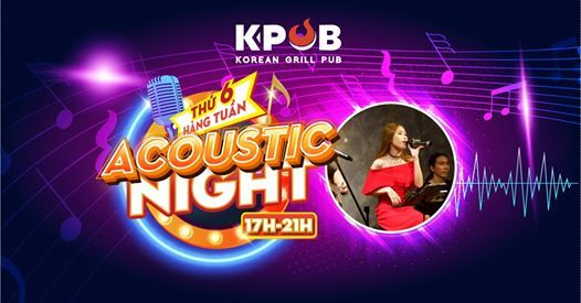 K-Pub ng Vn Bi - Acoustic Night