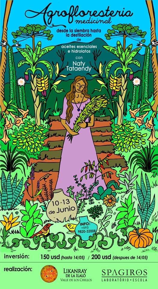 Agrofloresteria Medicinal & Aceites Esenciales | Event in Quito | AllEvents.in