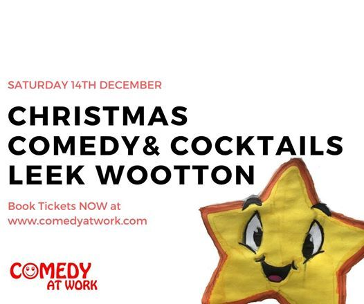 Christmas Comedy and Cocktails