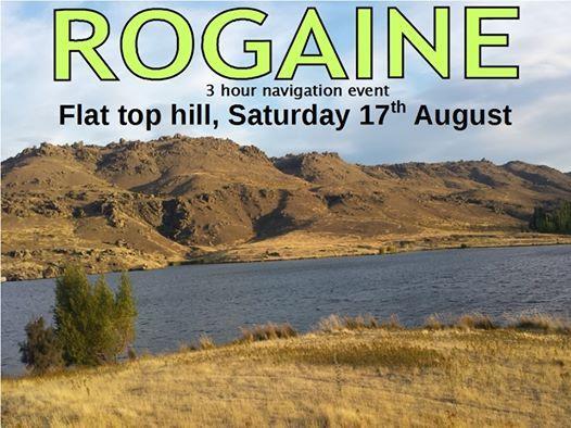Flat Top Hill Rogaine
