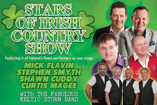 The Stars Of Irish Country Show, 30 September | Event in Telford | AllEvents.in