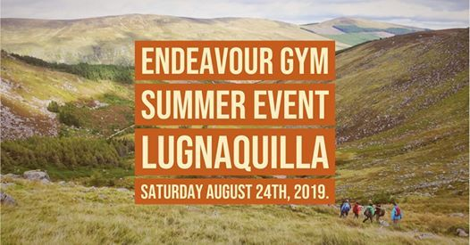 Endeavour Gym Summer Event 2019.