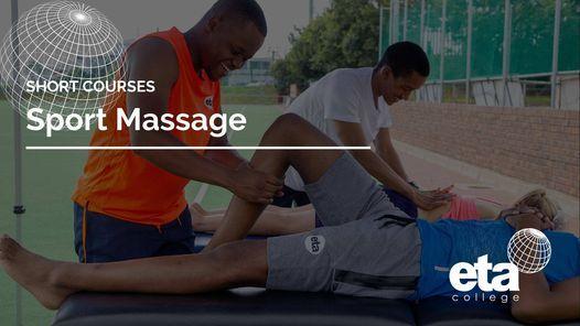 Sport Massage: (30 July 2021)   Event in Stellenbosch   AllEvents.in