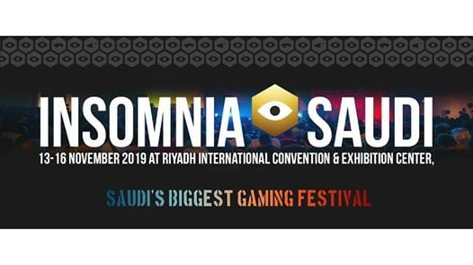 Insomnia Saudi at Riyadh International Convention