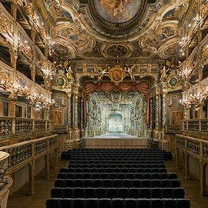 Sturmmusiken im Markgrflichen Opernhaus Bayreuth