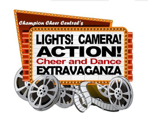 Lights! Camera! Action! Cheer and Dance Extravaganza, 5 December | Event in Erie | AllEvents.in