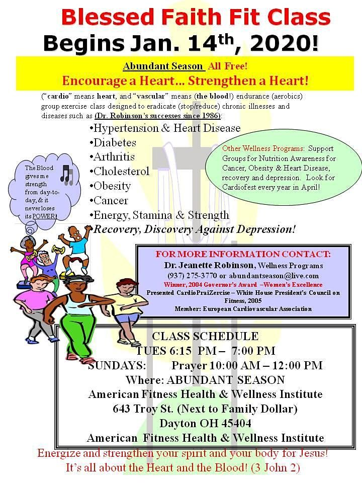 Events In Massachusetts August 25 2020.Blessed Faith Fit Cardio Every Tues Night 6 15pm At 643
