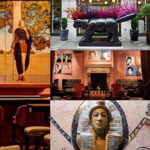 The Hidden Art Treasures Inside NYCs Hotel Bars and Lobbies Webinar
