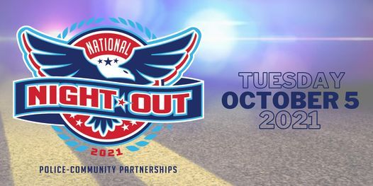 City of Lima's National Night Out 2021, 5 October   Event in Lima   AllEvents.in