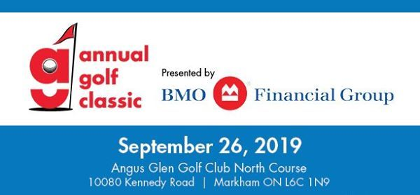 Annual Golf Classic 2019 Presented by BMO Financial GroupBMO