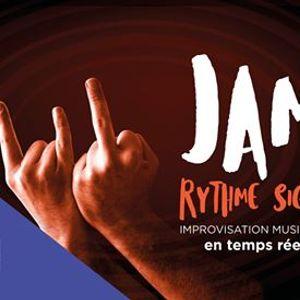 Jam Rythme Sign  Le 122