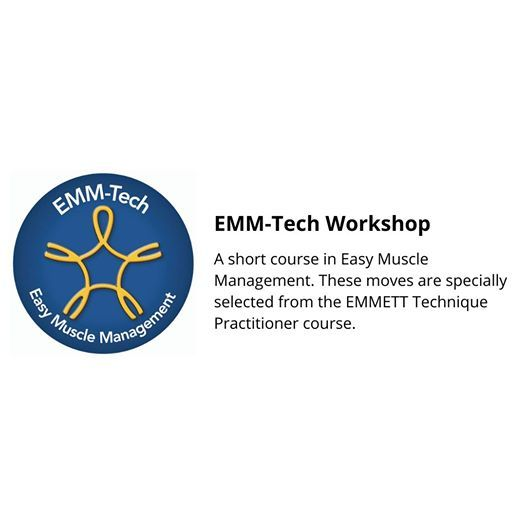 The Emmett Technique 1 Day Introductory Workshop