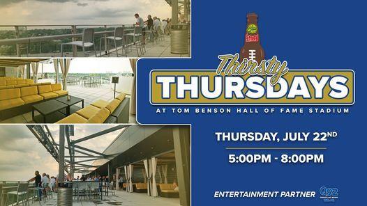 Thirsty Thursdays   Event in Mcdonaldsville   AllEvents.in