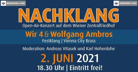 Nachklang 2021 - Das Konzert auf dem Wiener Zentralfriedhof