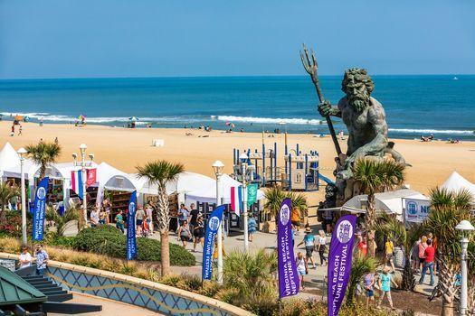 47th Annual Neptune Festival Boardwalk Weekend   Event in Virginia Beach   AllEvents.in