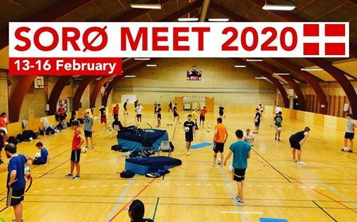 Soro Meet 2020 Relocated To Vejle At Rosborg Gymnasium