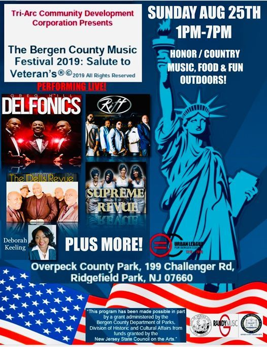 The Bergen County Music Festival 2019 Salute to Our Veterans at