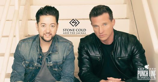 Stone Cold & the Jackal Tour: Steve Burton & Bradford Anderson from GH, 16 August   Event in Philadelphia