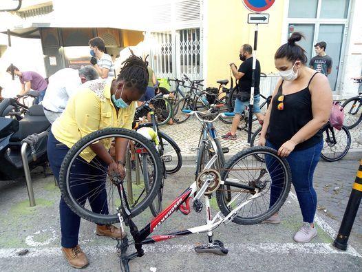 Cicloficina de Almada - Sessão Mensal, 27 May | Event in Almada | AllEvents.in