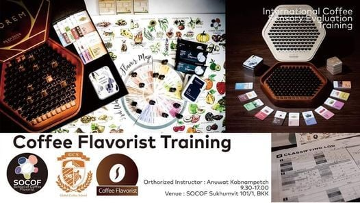 Secret Key of Flavor : Coffee Flavorist Training June   Event in Klong Luang Peng   AllEvents.in