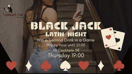 Black Jack - Latin Night