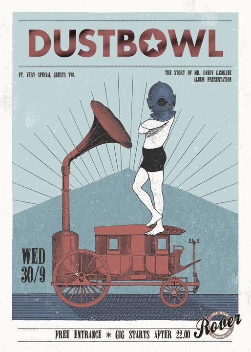 Dustbowl live at Rover bar