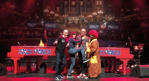 Crazy Pianos - Nationaal Theaterweekend Hoorn