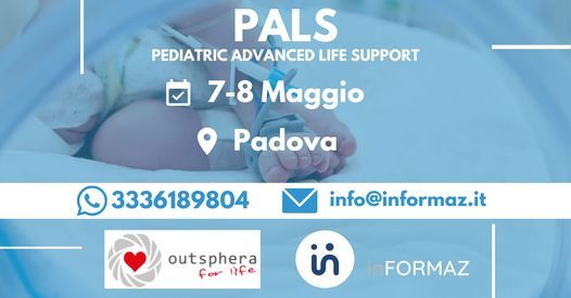 PALS (American Heart Association), 7 May | Event in Padova | AllEvents.in
