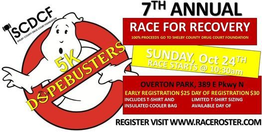Race for Recovery | Event in Memphis | AllEvents.in