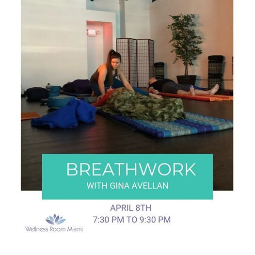 Rebirthing Breathwork Retreat events in the City  Top