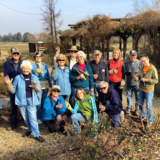 Gardening Angels at the River Center