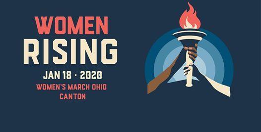 4th Annual Northeast Ohio Womens March Canton