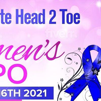 I.E. DIVAS Ultimate Head 2 Toe Womens Expo