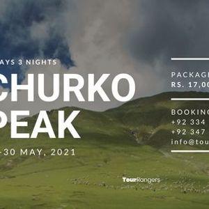 Churko Peak (4300 meter) Trek in Siran Valley