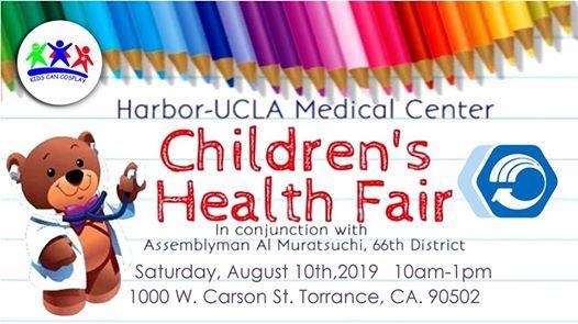 Harbor-UCLA Childrens Health Fair   Carson