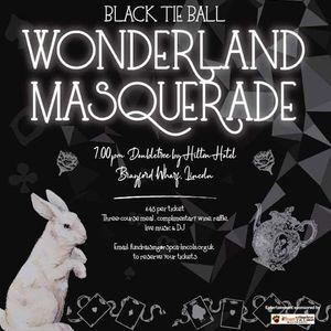 Wonderland Masquerade Black Tie Ball